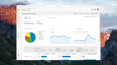May Updates: GDPR Compliance, Google Analytics Integration