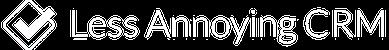 Less Annoying CRM logo