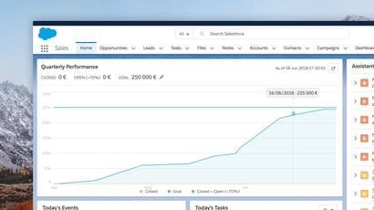 How to Manage Webinars With Salesforce