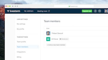 February Updates: Team-wide Accounts