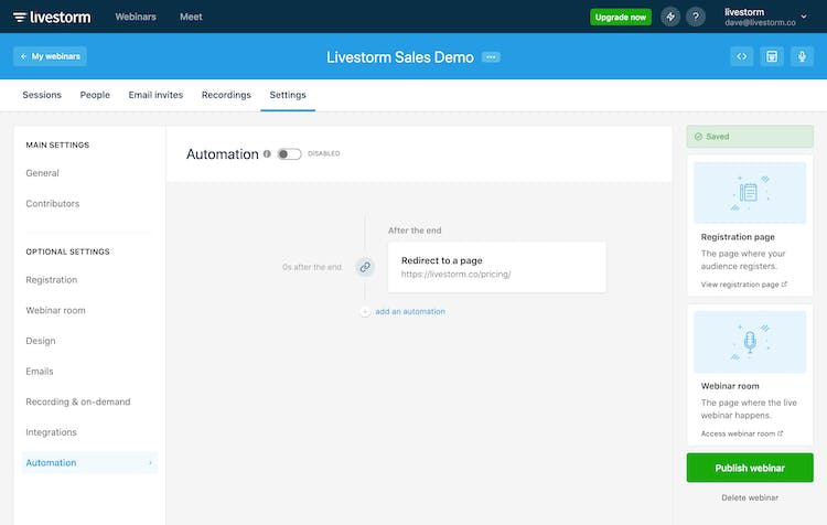 1569847047 automatic redirect timeline