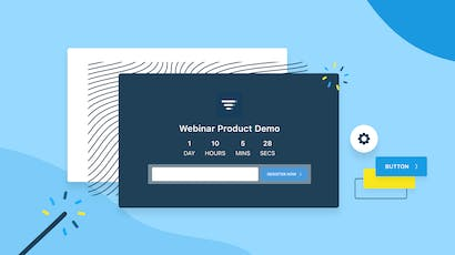 How to Make the Best Webinar Landing Page
