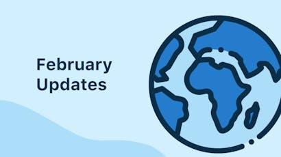 February Updates: Reliability Improvements, We're Hiring