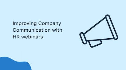 Improving Company Communication with HR Webinars
