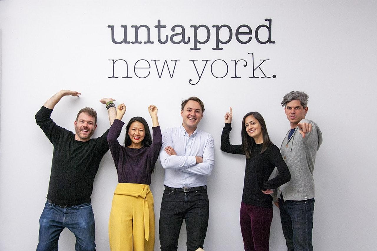 Untapped New York team