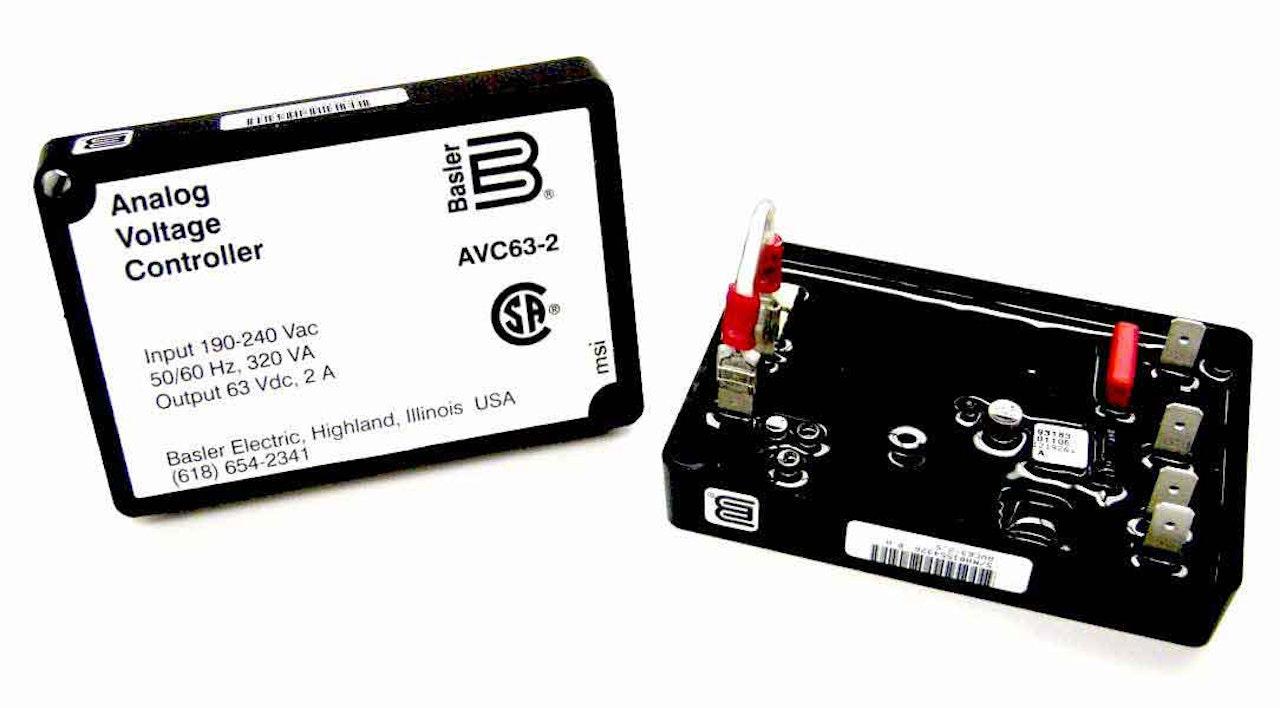 Basler voltage regulators