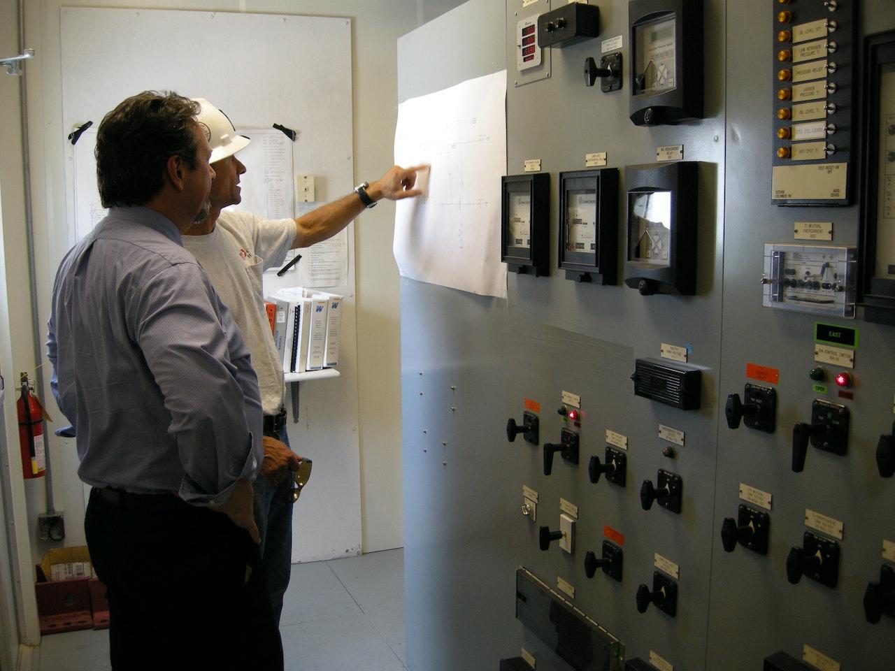 Basler Electric machines