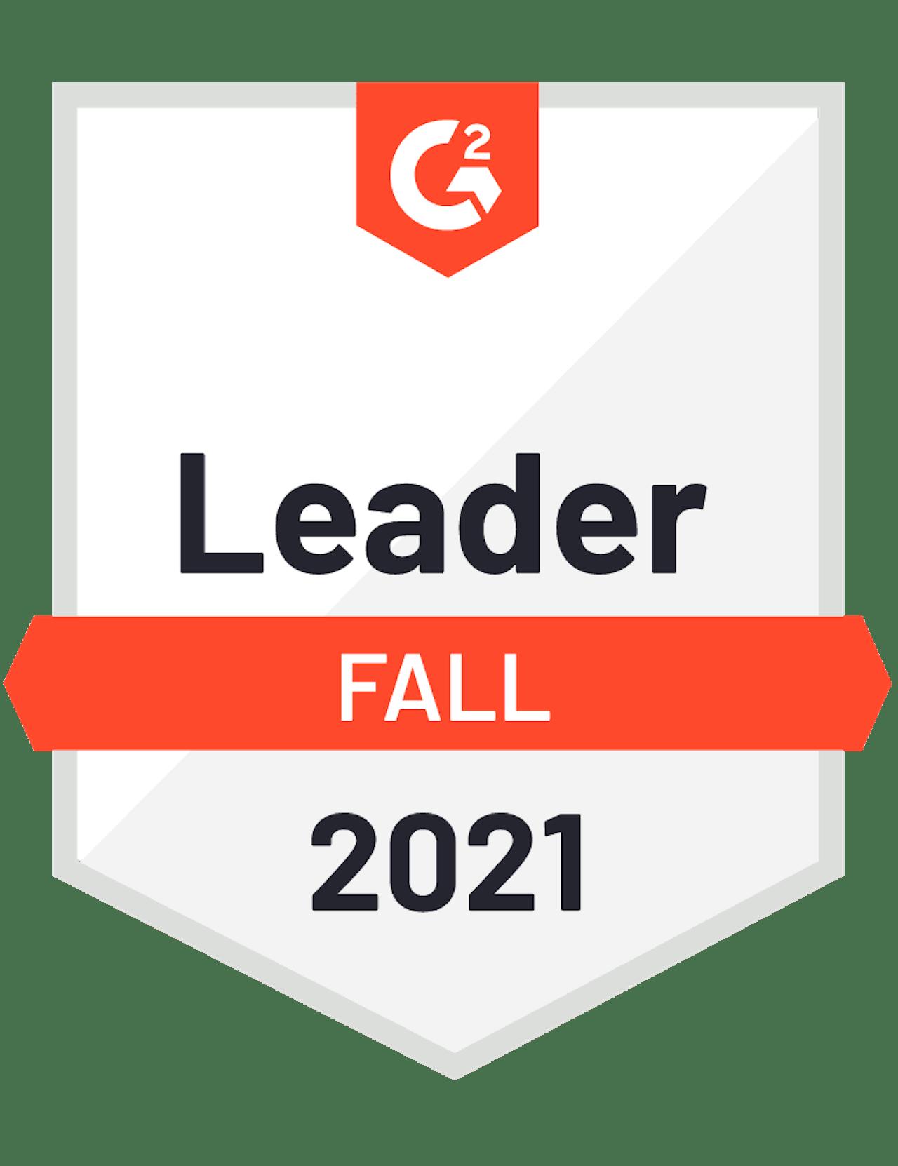 Livestorm G2 Fall Leader