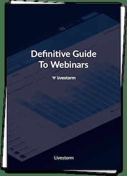 Guía definitiva para seminarios web (libro electrónico gratuito)